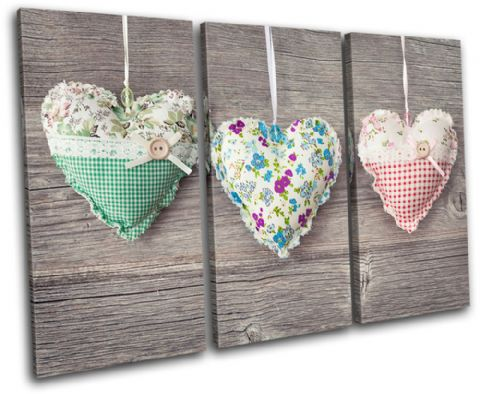 Hearts Shabby Chic Love - 13-0473(00B)-TR32-LO